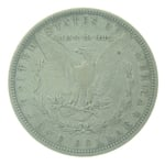 1882 Morgan Silver Dollar Almost Uncirculated Coin VG - Click Image to Close