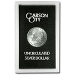 1884-CC Brilliant Uncirculated Morgan Dollar In GSA Holder