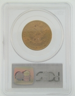 1901 PCGS MS61 $10 Gold Eagle Liberty Coin - Click Image to Close