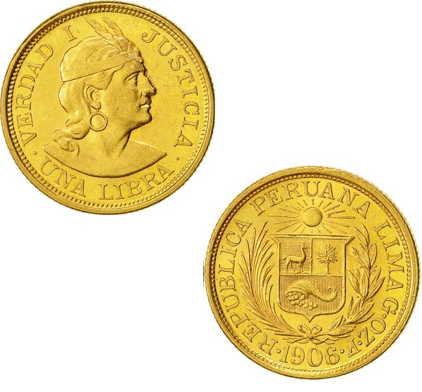 Gold Coins from South America : Aydin Coins & Jewelry, Buy