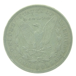 1921 Morgan Silver Dollar Coin VG - Click Image to Close