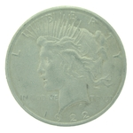 1922-S Peace Silver Dollar Circulated