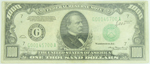 1934 $1000 Federal Reserve Bank Note