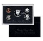 1992 Silver Proof Set Coins
