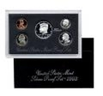 1993 Silver Proof Set Coins