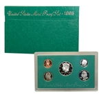 1996 US Mint Proof Set Coins