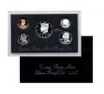 1995 Silver Proof Set Coins