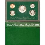 1998 US Mint Proof Set Coins