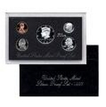 1997 Silver Proof Set Coins