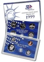 1999 US Mint Proof Set