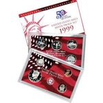 1999 Silver Proof Set Coins