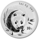 2003 1 Ounce Silver Chinese Panda Coin
