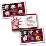 2006 Silver Proof Set Coins