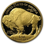 2006-W American 1 Ounce Proof Gold Buffalo Coin With Box & COA