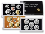 2011 Silver Proof Set Coins