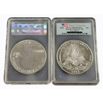 2012 5 Oz PCGS MS69 DMPL FS Hawaii Volcanoes National Park ATB