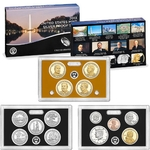 2013 Silver Proof Set Coins