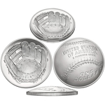 Baseball Hall Of Fame Coins