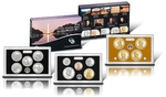 2014 Silver Proof Set Coins