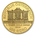 2015 1 oz Austrian Philharmonic Gold Coin