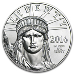 2016 1 oz Platinum American Eagle Coin BU