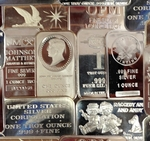 1 oz Silver Bullion Bar 999 Fine Silver Secondary Market