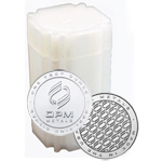 Roll of 20 - 1 oz Silver Buffalo Round Coin 999 OPM