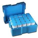 Empty Blue/Teal Monster Box For Wildelife Series Coins 20 Tubes