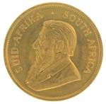 1976 1 oz Gold South African Krugerrand Coin