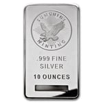 10 oz Sunshine Mint Silver Bullion Bar 999 Fine Silver
