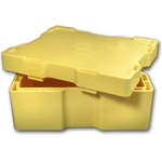 Empty Yello Monster Box For Silver Maple Leaf Coins