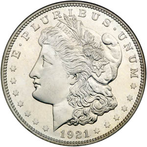 Morgan Dollars (1921-Final Year)