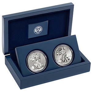 Silver Eagle - Anniversary Sets