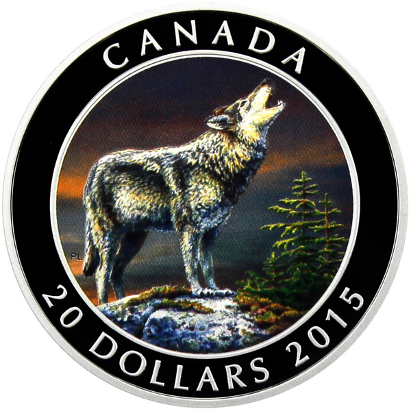 Canadian Silver Collectible Coins