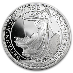 British Royal Mint Silver Coins