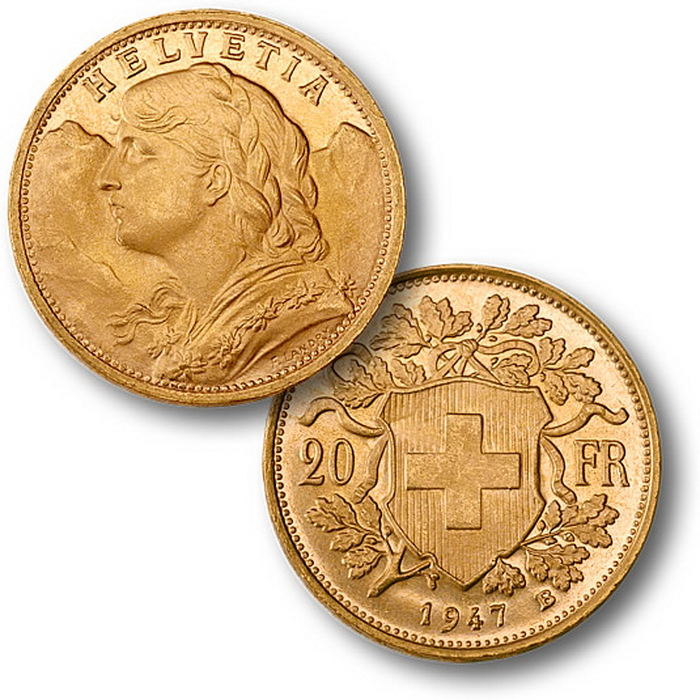 European Gold Coins