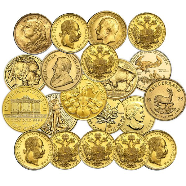 Gold Coins On Sale