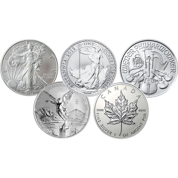 Grouped Coin Specials