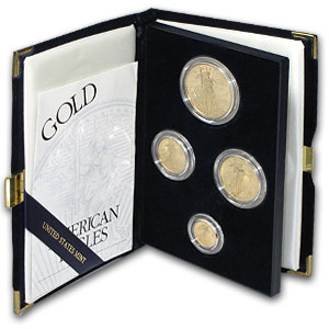 Proof Gold Eagle Sets
