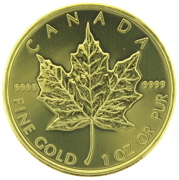 Canadian Gold Maple Leafs