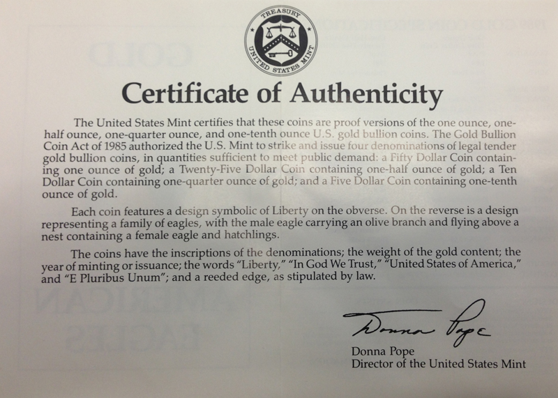 diamond certificate of authenticity template - certificate of authenticity for gold jewelry jewelry