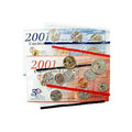 2001 Uncirculated US Mint Coin Set - Click Image to Close