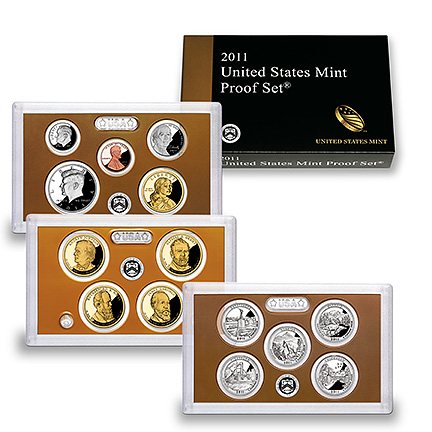 2011 US Mint Proof Set - Click Image to Close