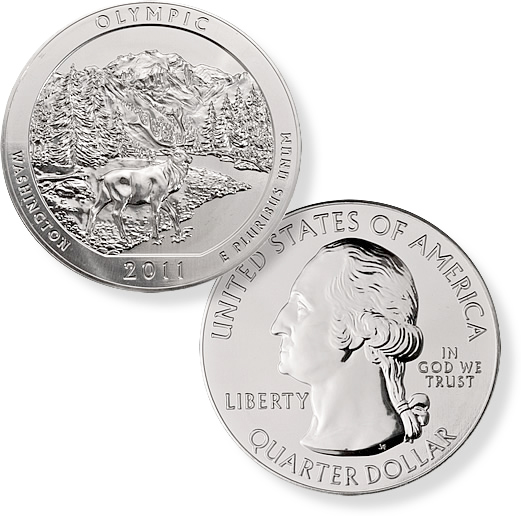2011 Silver 5oz Olympic ATB   NEW