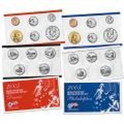 2005 Uncirculated US Mint Coin Set